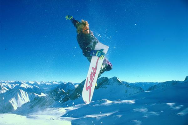 Historia snowboardu na Igrzyskach Olimpijskich