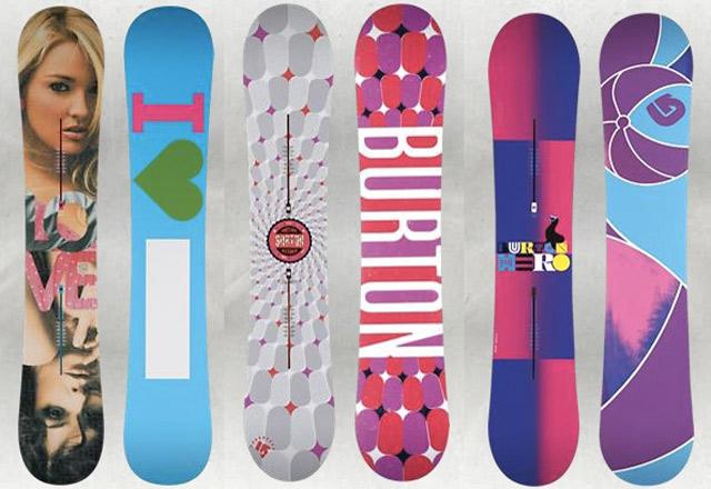 Parametry dobrej deski snowboardowej