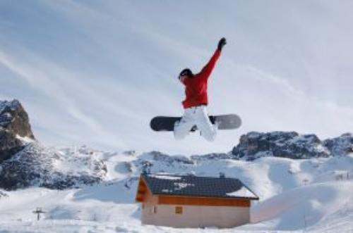 Slopestyle – nowa konkurencja olimpijska